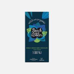 100% chokolade Fairtrade