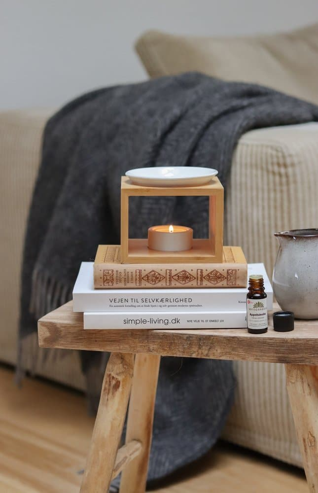Aromaterapi lampe til boligen