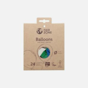 Balloner af naturgummi