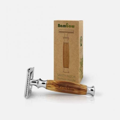 Safety razor I bambus