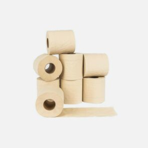 Bambus toiletpapir