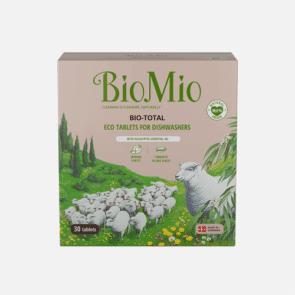 Miljøvenlige opvasketabs fra BioMio