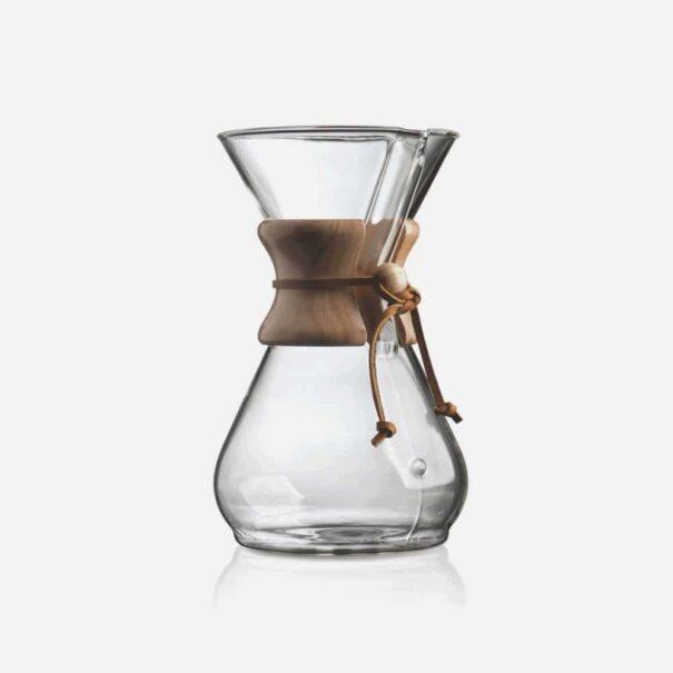 Chemex kaffebrygger til 8 kopper