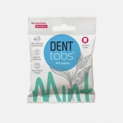 Denttabs tandpasta tabletter med fluor