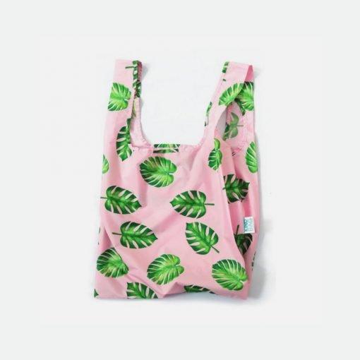 Kind Bag med palmeblade