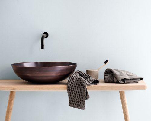KitchenWashCloth clay bath - TheOrganicCompany