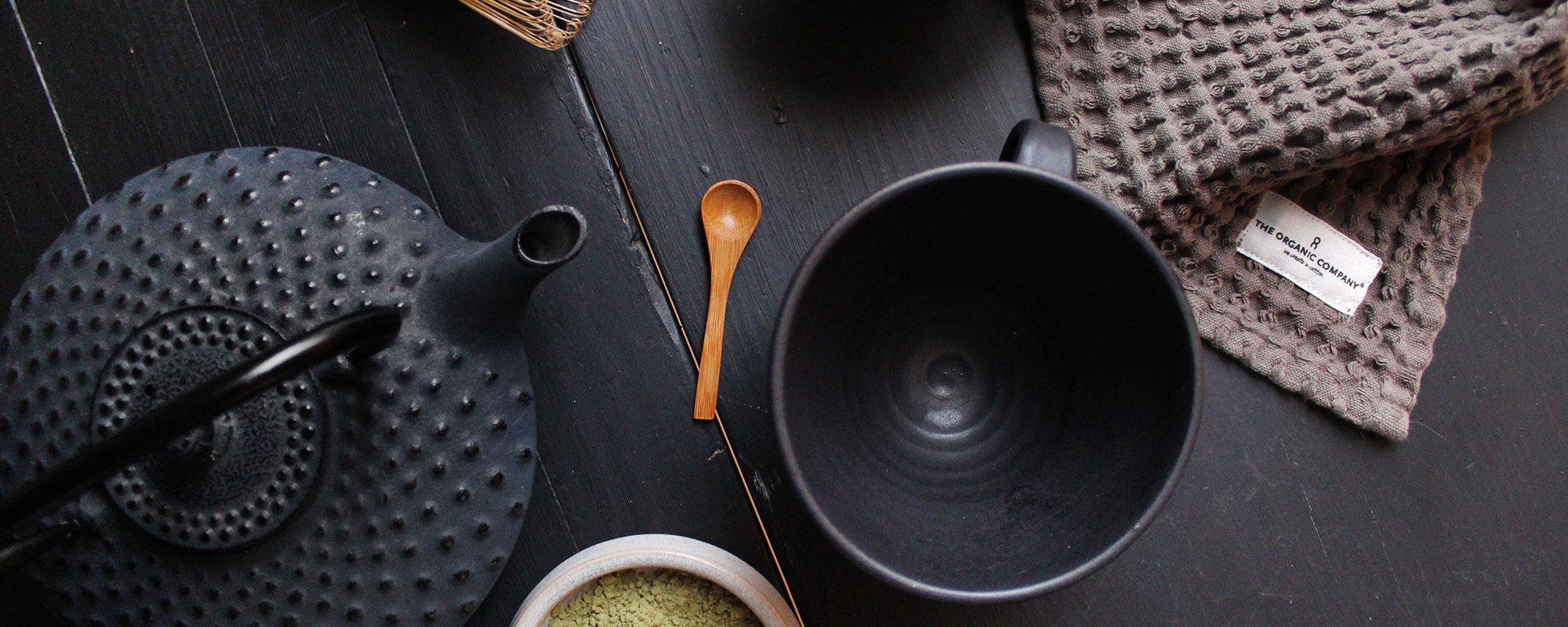 KitchenWashCloth clay kitchen - TheOrganicCompany