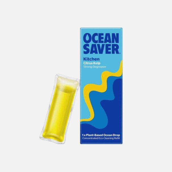 Ocean saver rengøringsrefill til køkken affedter