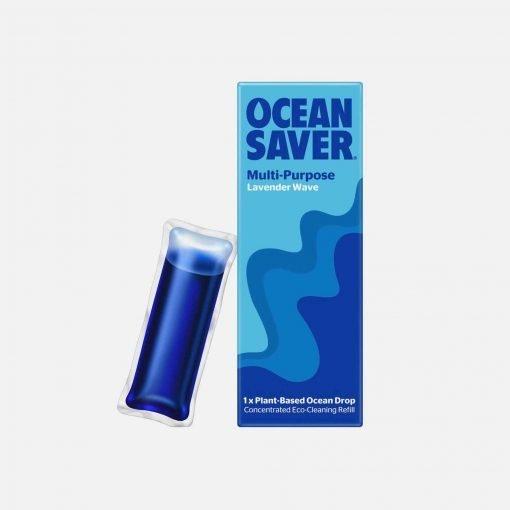 Ocean saver rengøringsrefill multipurpose med lavendel
