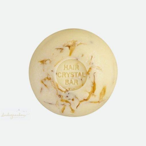 Shampoo og balsam bar med skøn duft af appelsin