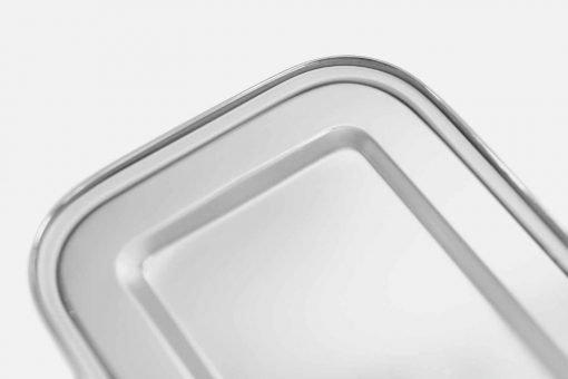 Låg til lufttæt madkasse