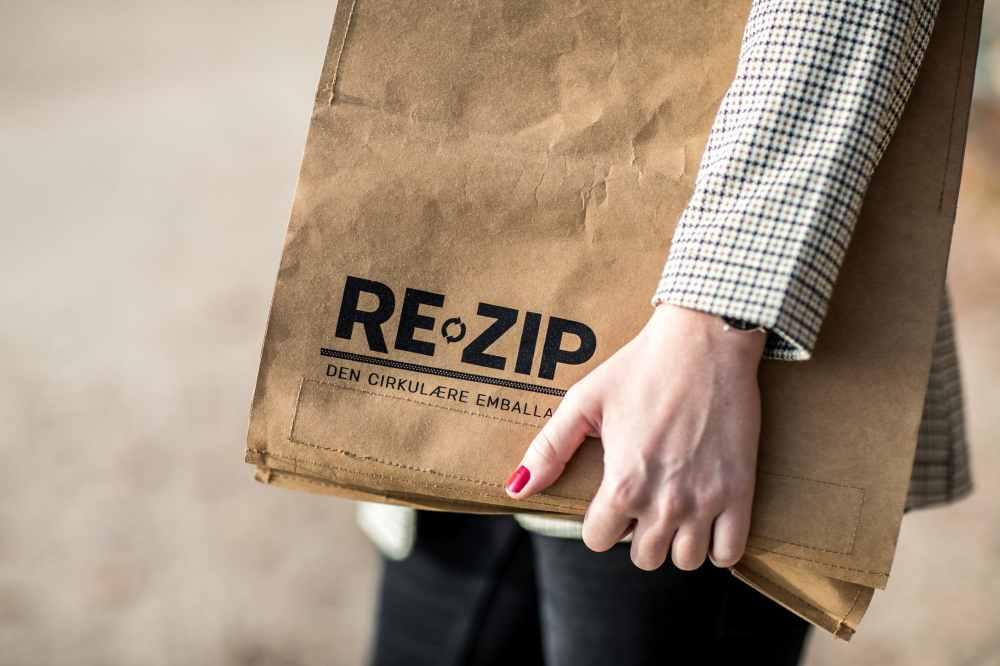 RE-ZIP cirkulær emballage