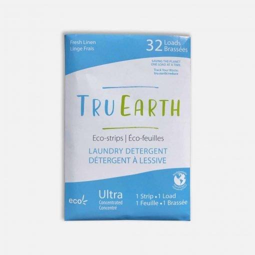 Tru Earth vaskestrips med Fresh Linen