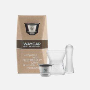 Nespresso kaffekapsel fra Waycap