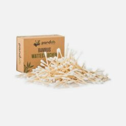 Vatpinde af bambus og økologisk bomuld