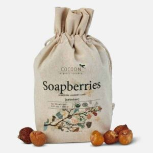Økologiske sæbebær 250 gram