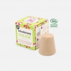 Deodorantbar fra Lamazuna duft af bergamot