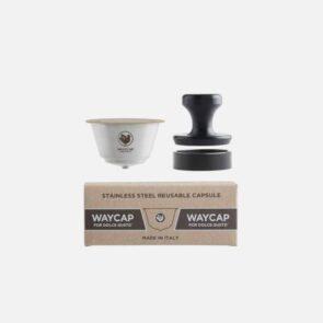 Kaffekapsel til Dolce Gusto fra Waycap